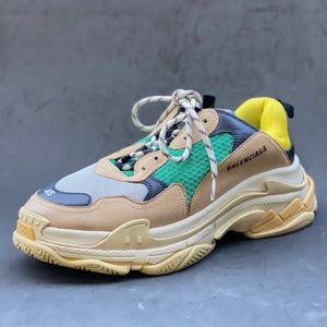BALENCIAGA tripleS men's sneakers